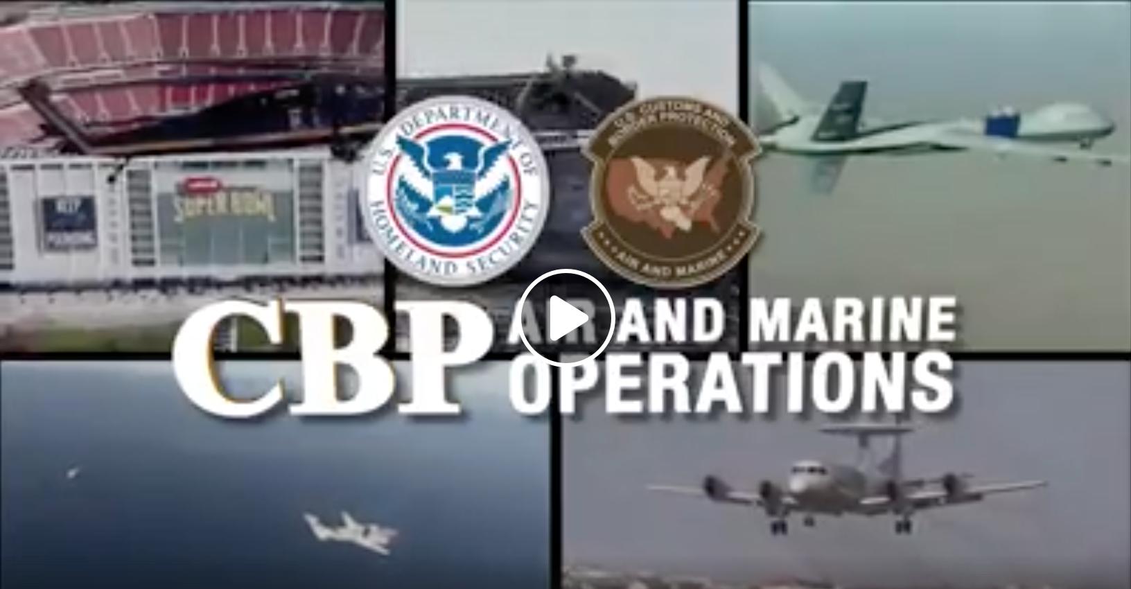 Join U.S. CBP AMO Now!