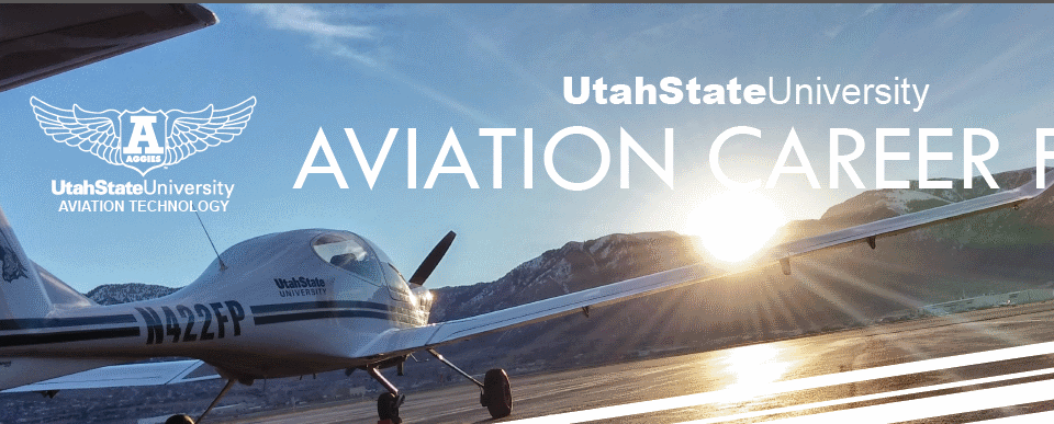 Utah State University career fair